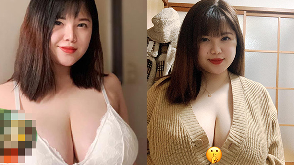 Cô gái Hải Dương công khai ảnh chụp trực diện vòng ngực quá cỡ, một chi tiết nhỏ làm lộ sự sắp đặt có ý đồ của khổ chủ