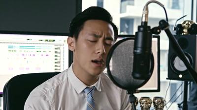Rocker Nguyễn khiến fan'rụng tim' khi cover bài hát của Taeyang (Big Bang)