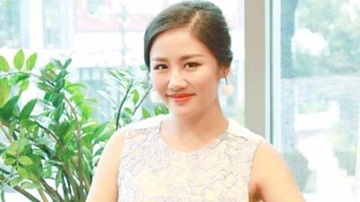 Nỗ lực giảm cân thành công, Văn Mai Hương hút hồn khi diện váy ren