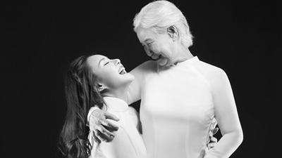 Mẹ Vy Oanh dù bệnh nặng vẫn giúp con gái thực hiệnalbum tình mẫu tử