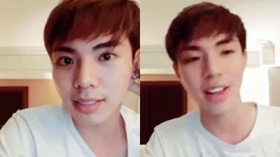 Erik livestream từ Hàn Quốc, luyện giọng cho Asia Song Festival bằng hit 'Em gái mưa'
