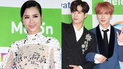 Đông Nhi được loạt báo Hàn khen ngợi khi xuất hiện cùng dàn sao ngoại trên thảm đỏ