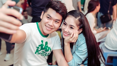 Lê Phương và chồng trẻ tậu nhà mớisau 4 tháng kết hôn