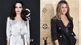 Sắp đụng mặt tại Quả cầu vàng, Angelina Jolie sẽ 'ngó lơ' tình địchJennifer Aniston?