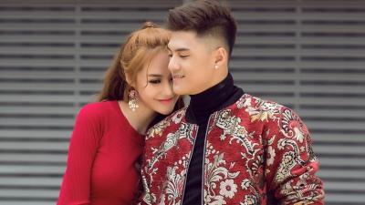 Khẳng định không còn yêu, Linh Chi - Lâm Vinh Hải vẫn chụp ảnh tình tứ bên nhau