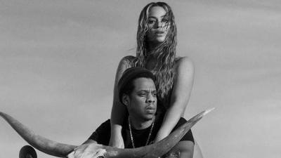 Người hâm mộ tố vợ chồng Jay Z - Beyoncé đạo ý tưởng gia đình Kim Kardashian