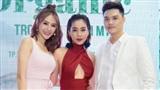 Sau scandal tố Phạm Anh Khoa 'gạ tình', Phạm Lịch gợi cảm đến chúc mừng Linh Chi