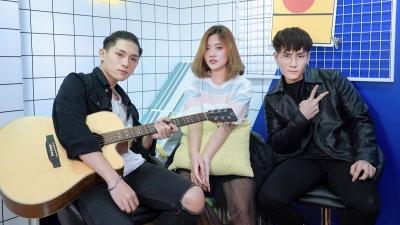 Thành viên thứ 4 của Monstarkhoe giọng cực khỏe trong phiên bản Acoustic ca khúc mới
