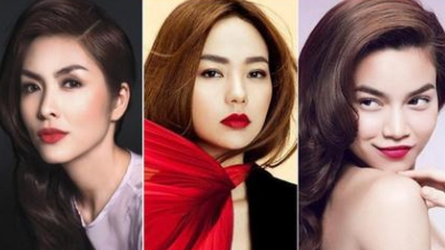 Lột bỏ lớp phấn son dày cộm, mỹ nhân nào của showbiz Việt được xướng danh 'nữ thần mặt mộc'?