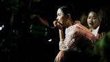 'Lụi tim' với màn song ca ngẫu hứng của Phạm Quỳnh Anh và Quang Linh trong hậu trường