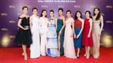 Dàn người đẹp Hoa hậu Hoàn vũ Việt Nam hội ngộ trong sự kiện từ thiện