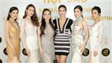 Minh Tú đọ dáng cùng top 15 Miss Supranational Vietnam 2018