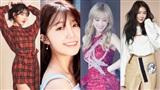 Đường đua Kpop tháng 10: IU, Taeyeon cùng loạt idol nữ solo đình đám trở lại