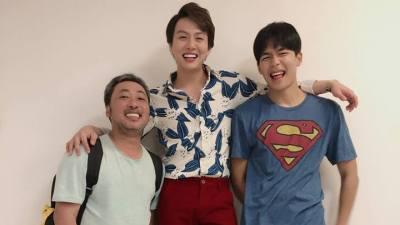 Vừa khép lại web drama, Duy Khánh úp mở tham gia dự án điện ảnh của đạo diễn Nguyễn Quang Dũng