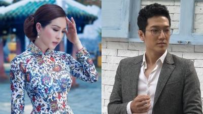 Hoa hậu Thu Hoài mỉa mai Chí Nhân: Bản lĩnh đàn ông không thể hiện ở mồm mép