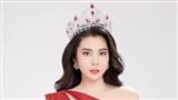 Hoa hậu Huỳnh Vy đẹp lộng lẫy với vương miện Miss Tourism Queen Worldwide 2018