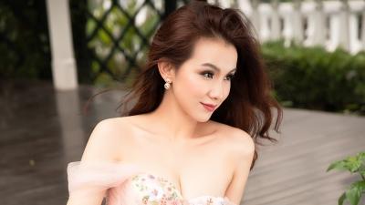 Tái xuất sau 10 năm, Hoa hậu Thùy Lâm vẫn xinh đẹp ngỡ ngàng