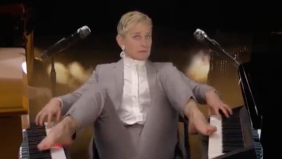Ellen 'thách đấu' màn trình diễn Grammy của Alicia Keys: Clip siêu thú vị bạn không nên bỏ qua!