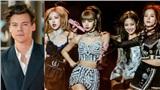 Netizen phấn khích chia sẻ khoảnh khắc: 'Fan cuồng' Harry Styles đi xem concert BlackPink tại Los Angeles