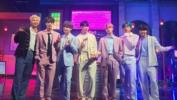 Không phải Hàn Quốc, đây mới là đất nước phá vỡ kỉ lục lượng đặt mua album BTS 'Map Of The Soul: Persona' cao nhất