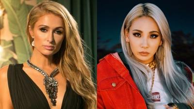 Giữa lúc cổ phiếu YG tụt dốc, talkshow độc quyền của CL với khách mời Paris Hilton bất ngờ bị hủy bỏ