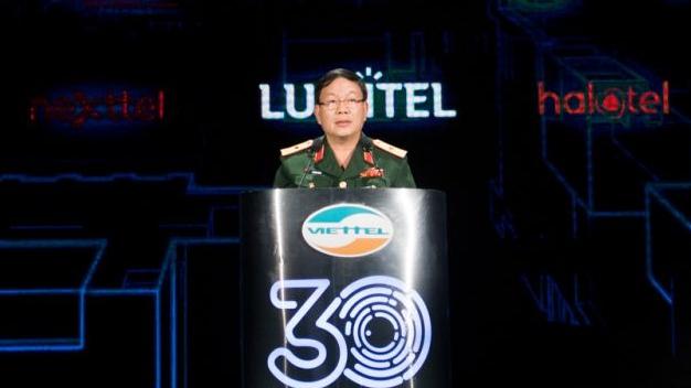 Chủ tịch Lê Đăng Dũng: 'Cùng nhau đưa Viettel tiếp tục sáng tạo vì con người'