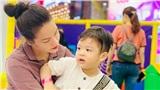 Hậu ly hôn, Nhật Kim Anh bày tỏ tâm trạng u uất, khóc hết nước mắt vì nhớ con