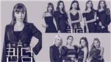 Đấu trường 'Queendom': Một mình Park Bom 'đối đầu' với 5 nhóm nữ đình đám Kpop