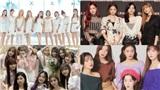 Top 10 nhóm nhạc nữ 'tẩu tán' trên 50 nghìn album năm 2019: #9 Mamamoo, # 2 BlackPink, số 1 là…