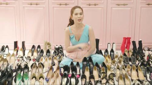 Ngọc Trinh khoe tủ giày 5 tỷ đồng, tiết lộ cực dễ cho người khác mượn đồ, miễn đừng làm điều này