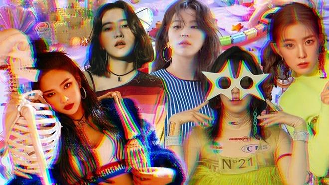 Nhìn ngắm loạt poster đẹp xuất sắc của Red Velvet trước thềm comeback với ReVe Festival: Day 2