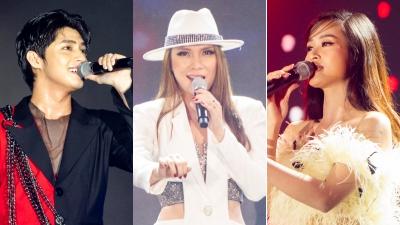 Mỹ Tâm, Noo Phước Thịnh, Đông Nhi khiến đêm nhạc nóng hơn bao giờ hết với loạt hit đình đám