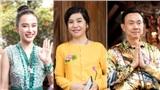 Angela Phương Trinh, Cát Phượng cùng dàn sao đến cúng Tổ nghiệp tại đền thờ của Hoài Linh