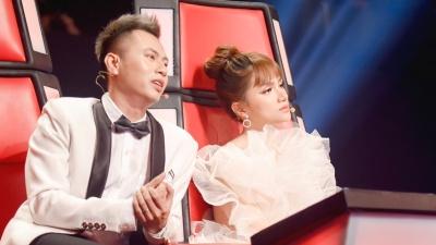 Sau khi vuột mất 4 thí sinh, Dương Cầm tranh luận cùng Lưu Thiên Hương 'cực gắt'