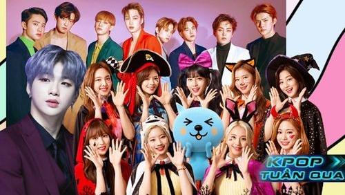 Kpop tuần qua: EXO rục rịch comeback, TWICE tung tracklist album mới, Kang Daniel lấn sân MC và loạt sự kiện không thể bỏ qua