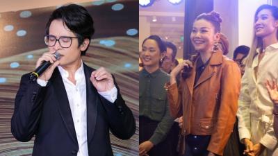 Thanh Hằng cá tính hút ánh nhìn, Hà Anh Tuấn hát loạt 'hit' khiến fan vỡ oà