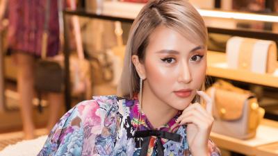 Quỳnh Anh Shyn diện set đồ 'trăm triệu', gia nhập hội mỹ nhân chịu chi của showbiz Việt