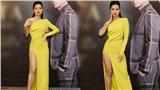Phương Trinh Jolie quyến rũ với váy cắt xẻ táo bạo, cover Người hãy quên em đi cực ngọt