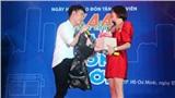 Văn Mai Hương khóc nức nở vì được Trúc Nhân, khán giả tổ chức sinh nhật sớm