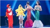 Phạm Quỳnh Anh - Dương Khắc Linh tổ chức cuộc thi 'Giọng hát Đại dương', cùng học trò 'quẩy tung' sân khấu