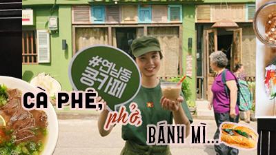 Món ăn Việt vươn tầm quốc tế: Người Hàn mê mẩn, ùn ùn kéo tới check-in và thưởng thức