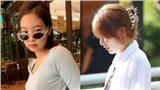Kẹp tóc càng cua xưa xửa xừa xưa nay huy hoàng trở lại nhờ công của Jennie (Black Pink) và loạt mỹ nhân Hàn