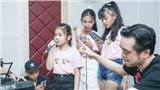 Hồ Hoài Anh hăng say tập luyện cùng team Phạm Quỳnh Anh - Dương Khắc Linh