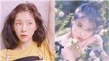 Không hẹn mà gặp, IU và Taeyeon cùng tung teaser cho album sắp ra mắt