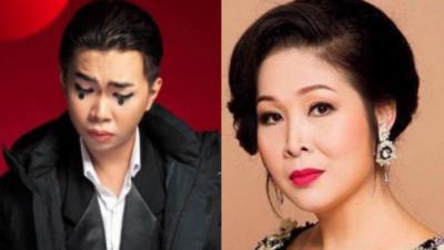 NSND Hồng Vân tái xuất sân khấu cải lương, Minh Dự thay thế vị trí của Hoài Lâm trong 'Lan và Điệp'