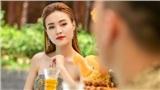 Lan Ngọc, Xuân Tiền trao ánh mắt tình tứ trong First Look 'Gái già lắm chiêu 3'