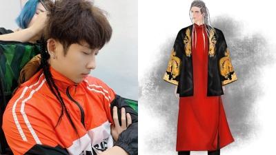 Choáng ngợp với loạt trang phục Tuấn Trần diện trong MV mới nhất