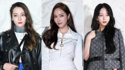 Thần thái 'chị đại' Han Ye Seul áp đảo Địch Lệ Nhiệt Ba và Jessica Jung tại sự kiện