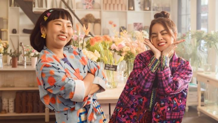 Phạm Quỳnh Anh 'cưa sừng làm nghé', cùng Trang Hý bày kế hoạch cua trai trẻ