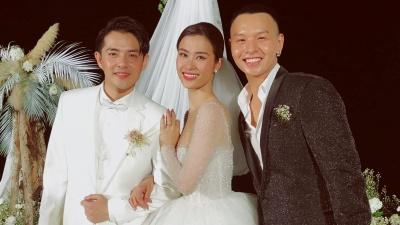 'Truy tìm' danh tính chủ nhân ca khúc được Đông Nhi, Ông Cao Thắng chọn hát trong đám cưới